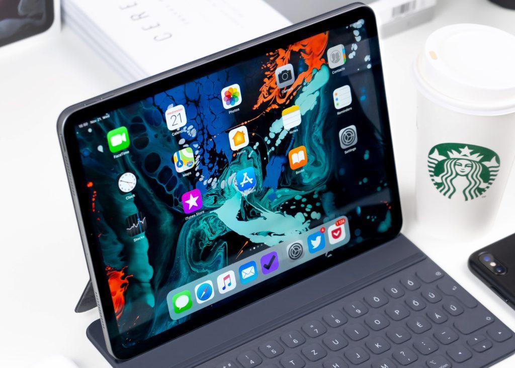 iPadのアプリ