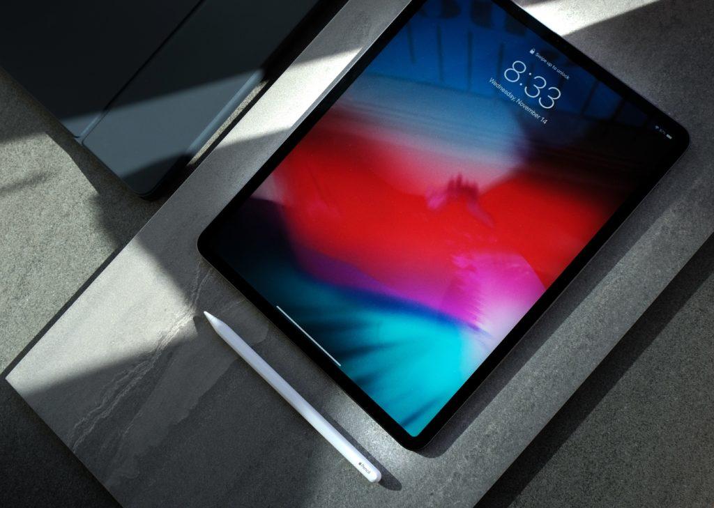 iPadの端末-テトブログ